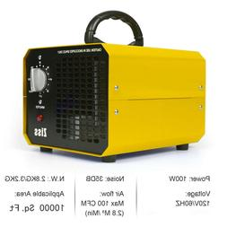 10000mg Ozone Generator Machine Ionizer O3 Air Purifiers for