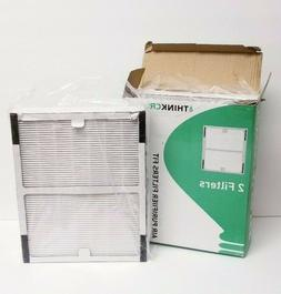 2 THINK CRUCIAL Fits IDYLIS A AIR PURIFIER FILTERS Clean Hom