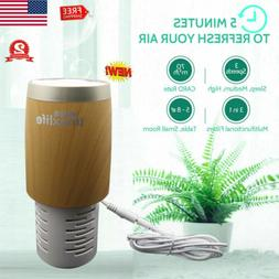 2019 Table HEPA Filter Air Purifier Cleaner Remove Odor Mold