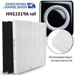 3Pcs Compatible Replacement Hepa Filter For COWAY Air Purifi