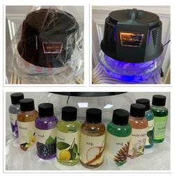 4 BOTTLE OF RAINBOW RAINMATE ORIG OIL & 2 PURELLO AIR PURIFI