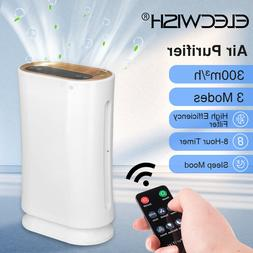 4 in 1 Air Purifier HEPA Filter For Large Room Dust Allergie