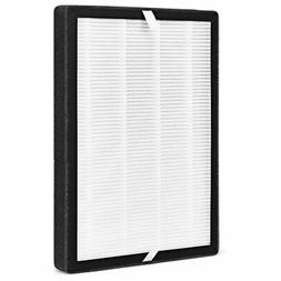4-in-1 Air Purifier Replacement Composite Filter W/ HEPA Act