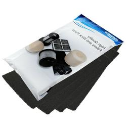 4-Pack Carbon Filter for Holmes HAP Series Air Purifiers, BH