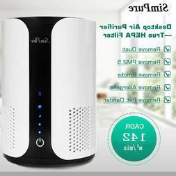 4-Stage True HEPA Air Purifiers Filter system for large room