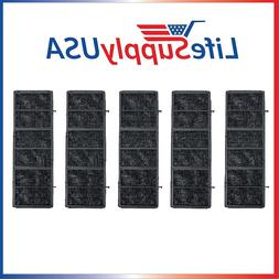 5 Replacement Filters for Oreck XL Tabletop Pro Air Purifier