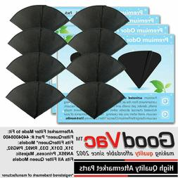 Activated Charcoal Cones 2 Pack Odor Filters Non-OEM fit Fil