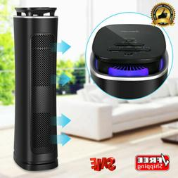 Air Purifier Cleaner HEPA Filter Home Office Mosquito Smoke