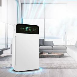 Air Germs Purifier for Home Room with True HEPA Particle Car