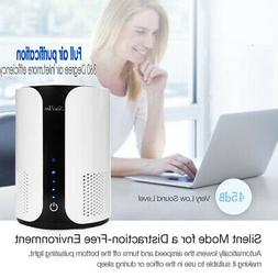 SimPure Air Purifier for Home Smokers Allergies and Pet Hair