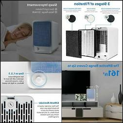 Air Purifier for Home with Filter Compact Air Cleaner Purifi
