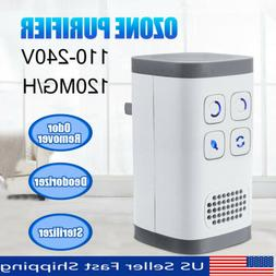 Air Purifier Ozone Generator Ionizer Smoke Remover Cleaner R