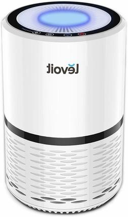 Levoit Air Purifier with True HEPA & Active Carbon Filters,