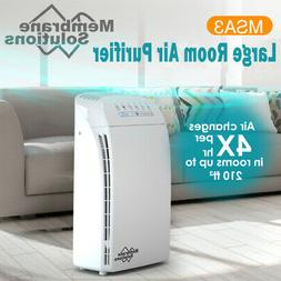 Air Purifiers for Large Home HEPA Air Filter Air Cleaner Rem