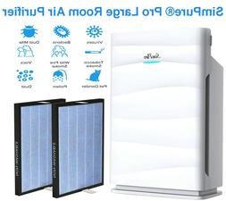 air purifiers for large room allergies mold