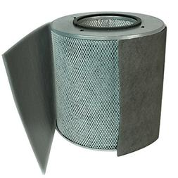 Austin Air Bedroom Machine 5-Stage Replacement Filter Black