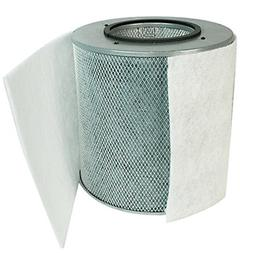 Austin Air Bedroom Machine Replacement Filter With Prefilter