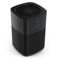 Black PM1232A Table HEPA Air Purifier for Room Home Office