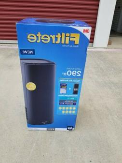 Filtrete By 3M Room Air Purifier, Large Room Tower, 290 Sq F