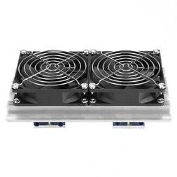 Dc 12V 120W Peltier Air Conditioner Semiconductor Thermoelec