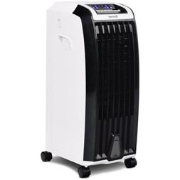 Evaporative Air Purifier Conditioner Cooler Fan Humidify Wit