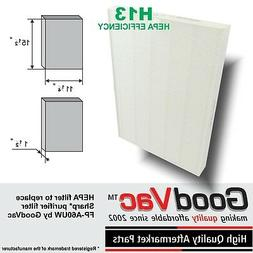 GoodVac Replacement for Sharp Filter FZ-A60HFU To Fit FP-A60
