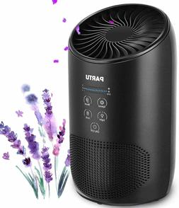 PARTU HEPA Air Purifier - Smoke Air Purifiers for Home with