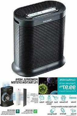 Honeywell HEPA Allergen Remover HPA200, Black Air Purifier L