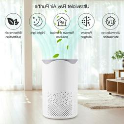 Home Air Cleaner Purifier HEPA Filter Indoor Smoke Eater Dus
