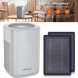 Home Air Purifier with True HEPA Filter Air Cleaner for Alle