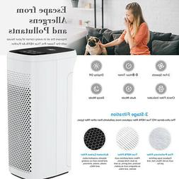 Home Air Purifiers for Allergies Pets and Smokers in Bedroom