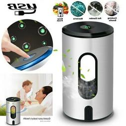 Home Air Purifiers Ozone Generator Room Air Cleaner Remove O
