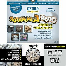 Home Odor Eliminating Rocks Pet Areas Basement Bathroom Kitc