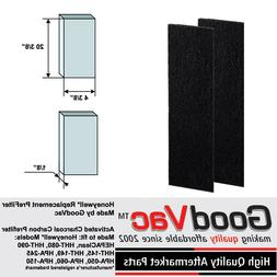 GoodVac Carbon Pre-Filter For Honeywell HEPAClean Tower Air