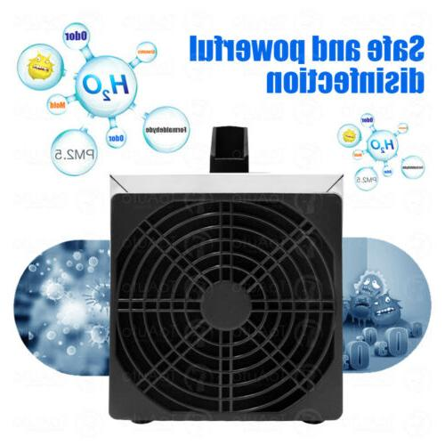 10000mg/h Car Air Purifier Ozone Remove Disinfection