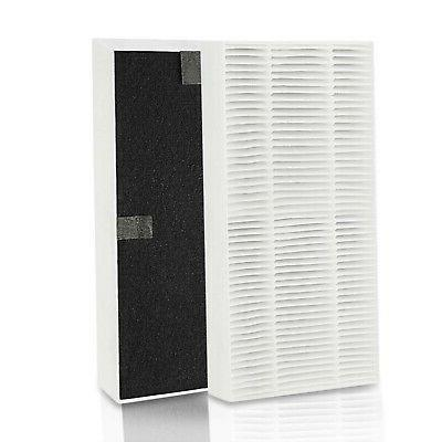 2 pack of hepa air filter compatible