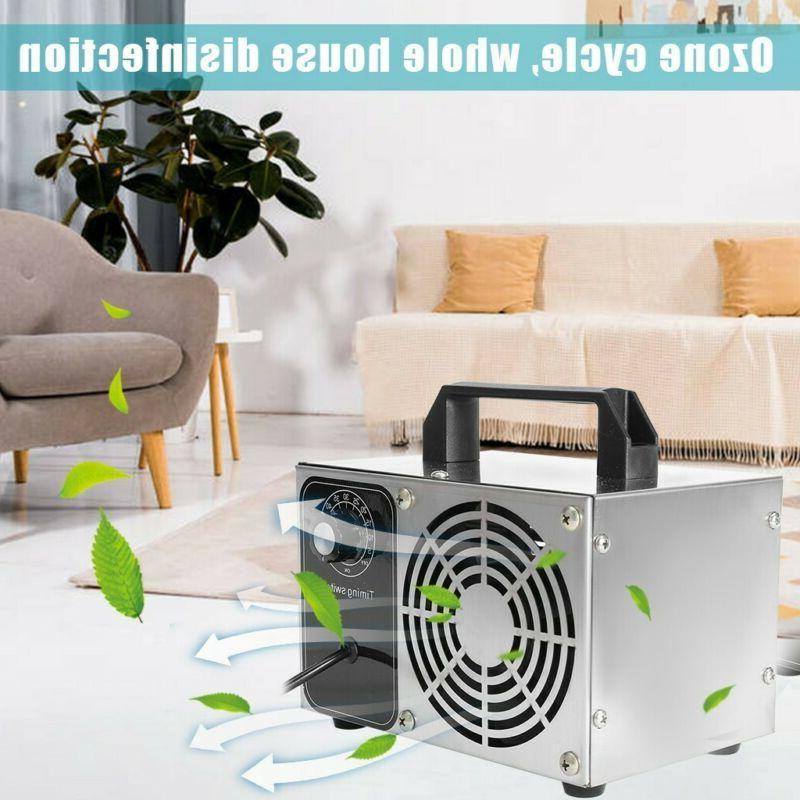 Ozone Generator Commercial Industrial Pro Purifier Mildew 28g/h