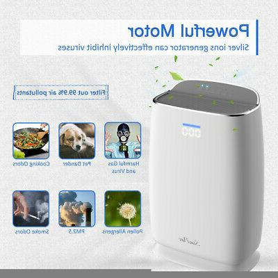 2in1 Air Cooler Air Purifier Cooling Conditioner HEPA Purifier