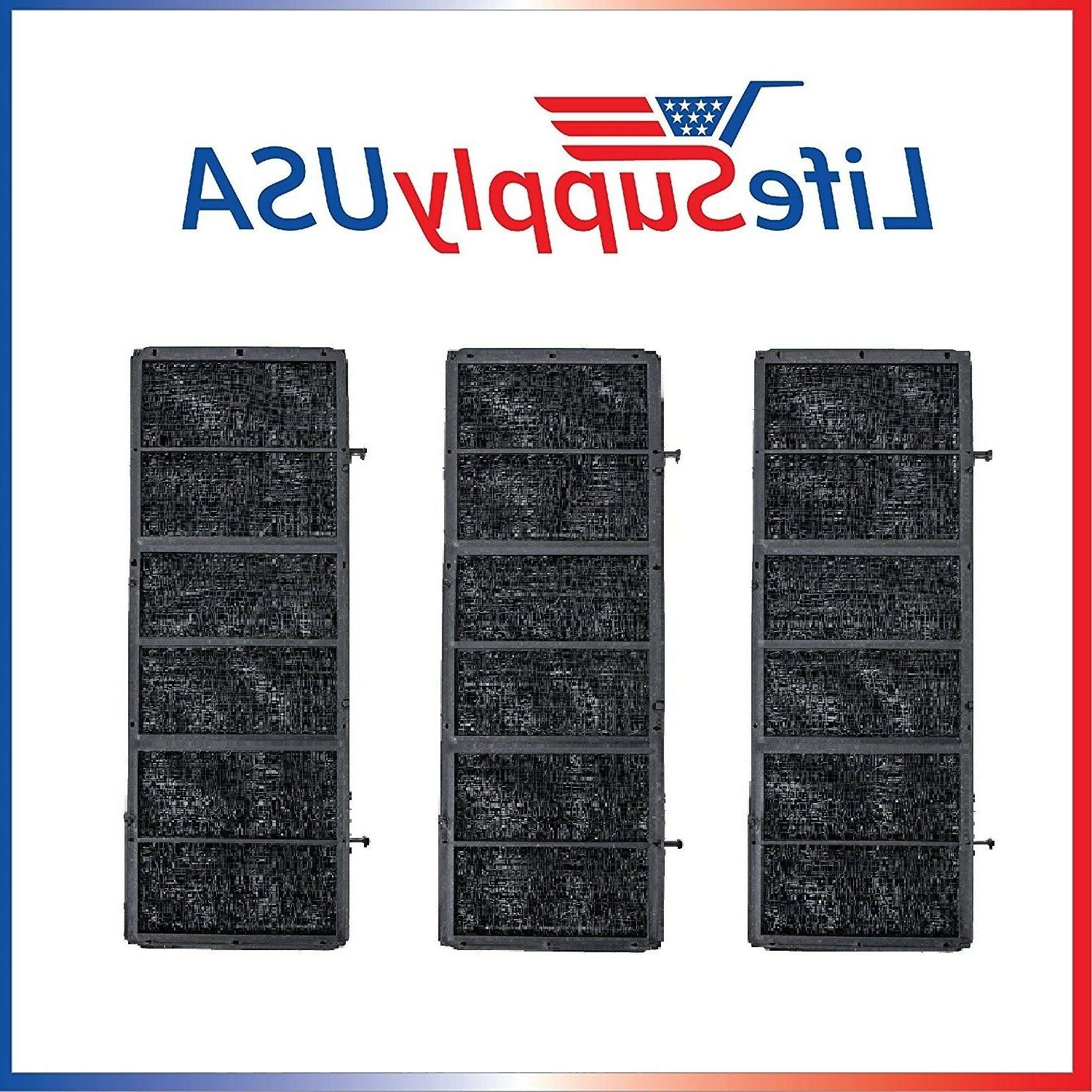 3 replacement filters for oreck xl tabletop