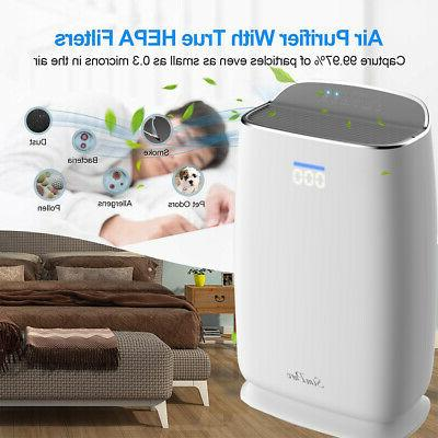 2in1 Air Air Purifier Cooling Conditioner HEPA Purifier Bedroom