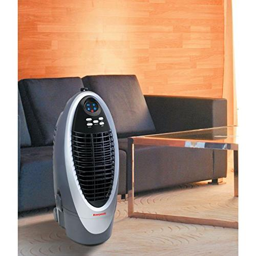 Honeywell Cooler Humidifier with Detachable Carbon Remote Control, CS10XE