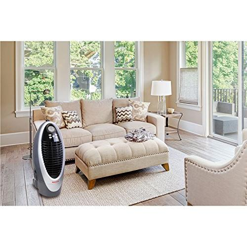 Honeywell Evaporative Cooler Humidifier with Remote