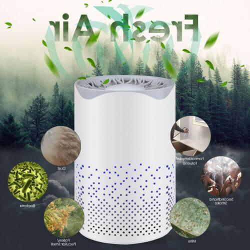 Air Purifier 4-Stage Low Noise for Small