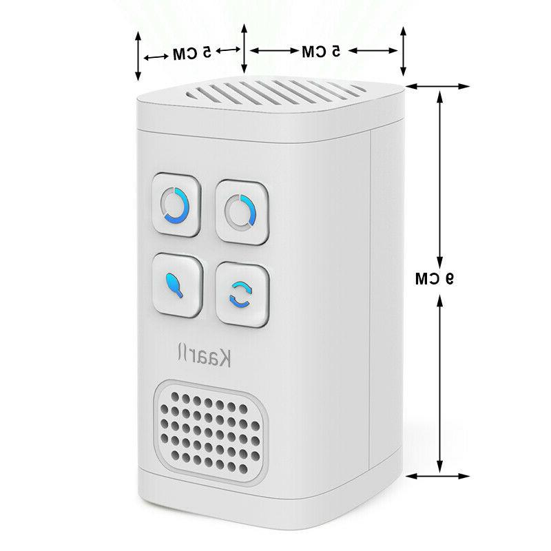 Air Purifier Negative Ion Outlet Generator