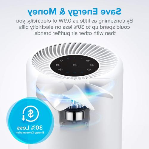 LEVOIT Air Purifier Home Allergies and Filter,