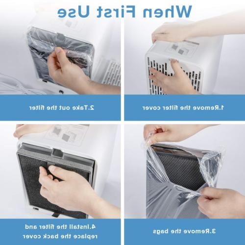 LEVOIT Air Home with Compact Air Cleaner for