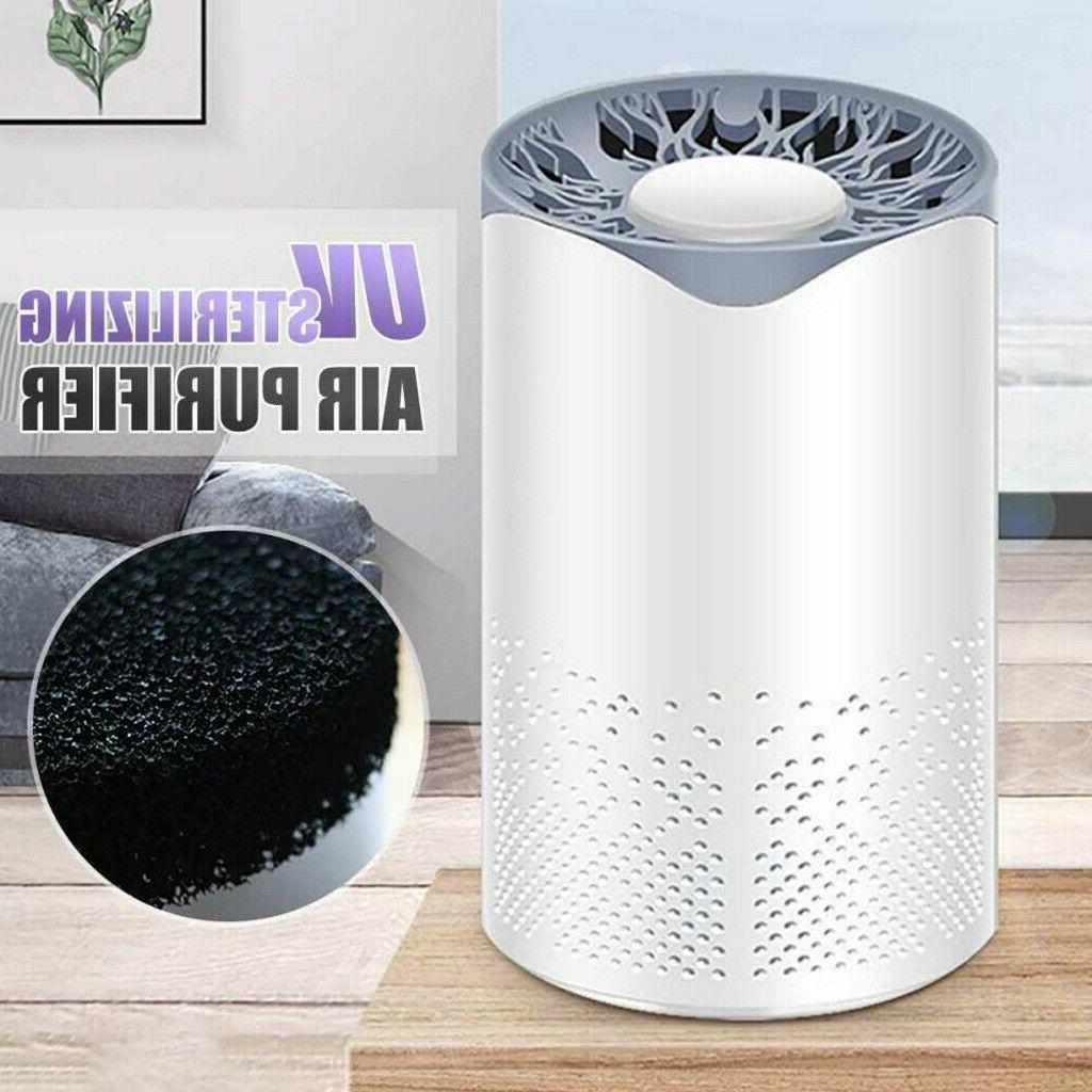 Air Purifier HEPA Home Smoke Cleaner Eater Remover