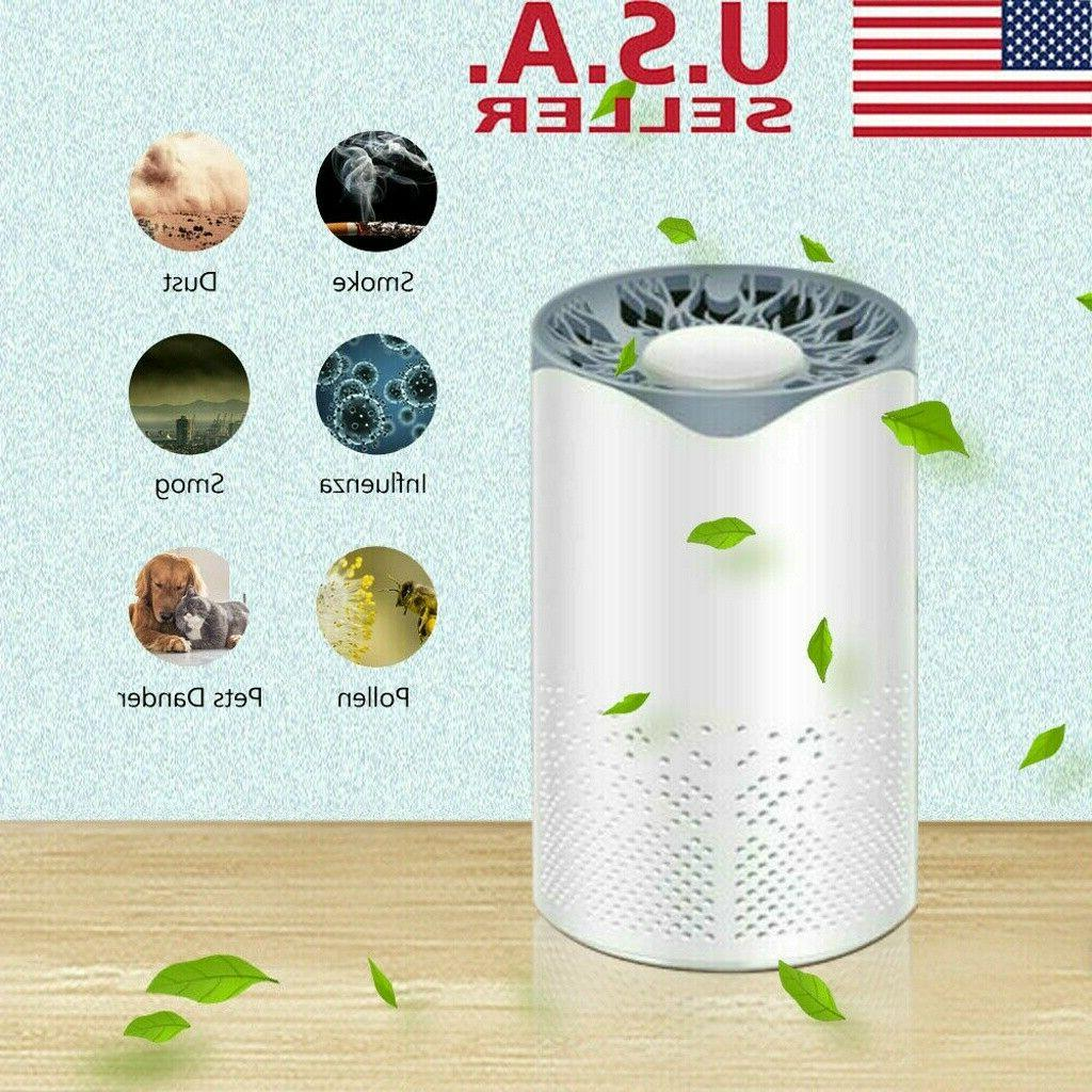 air purifier hepa filter home room table