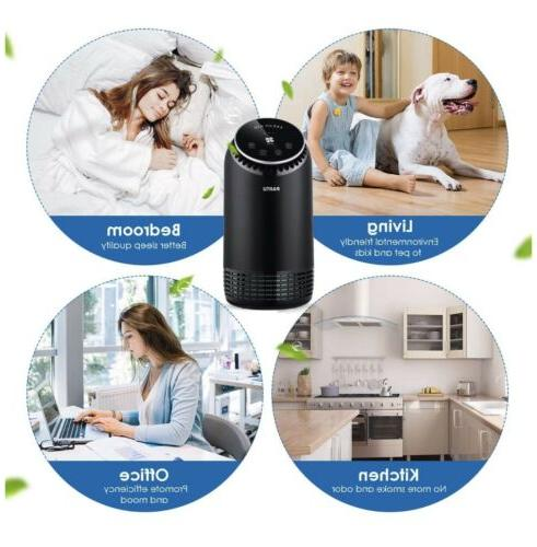 Air Purifier with Carbon Cleaner Office