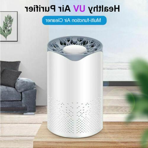 Air Hepa Cleaner Filter Purifying Ultraviolet US
